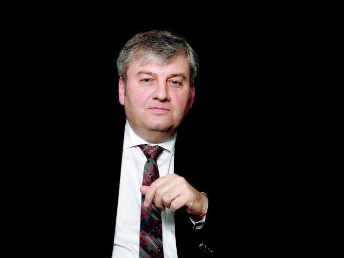 Victor Peignet CEO of SCOR Global P&C-©nathalie-oundjian
