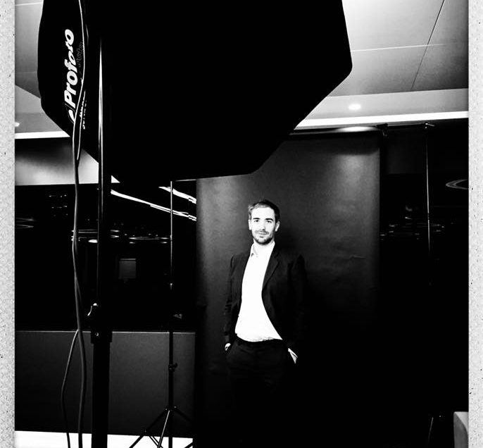 Journée portraits chez SCOR Investment Partners