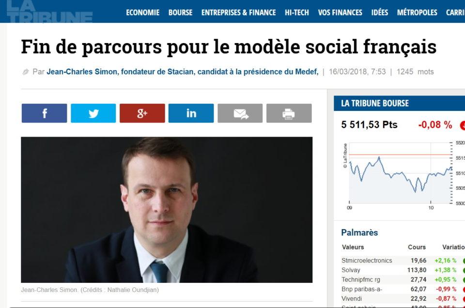 La Tribune Jean-Charles Simon